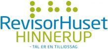 RevisiorHuset Hinnerup logo redigeret FINAL